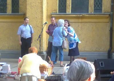 Pogácsasütő verseny 1. helyezett: Szávay Lászlóné Marika - small