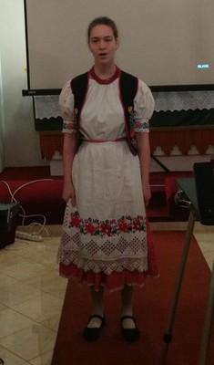 Janurik Tímea: Somogyi betyárdalokat énekelt - small